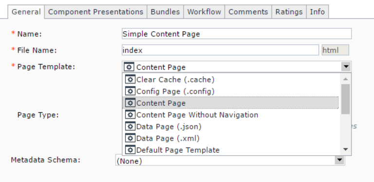stage two remove sdl web distractions part 2 schemas and templates