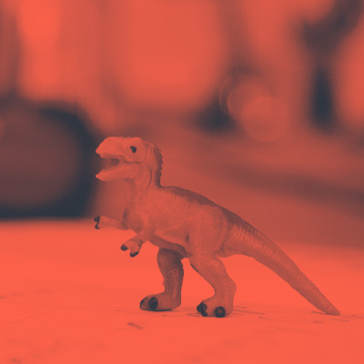 Francis the Tiny Dinosaur